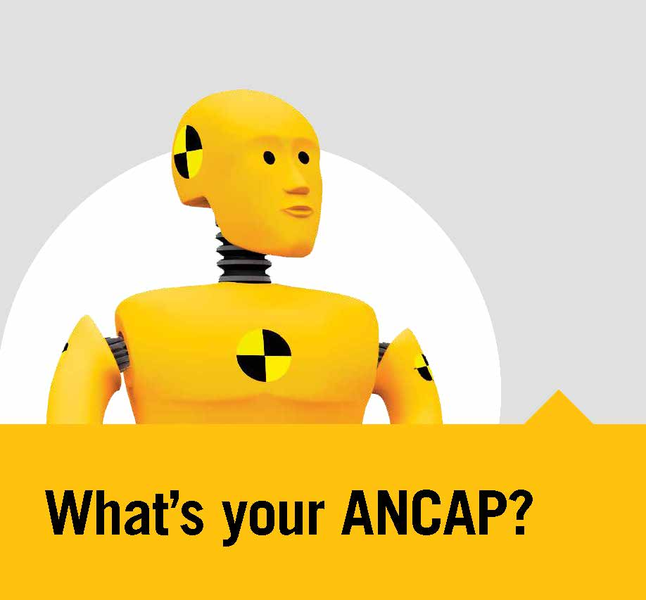 What's your ANCAP? Safer vehicle choices save lives