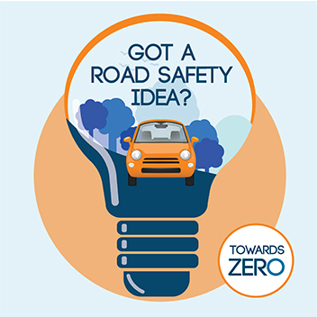 Got a road safety idea?