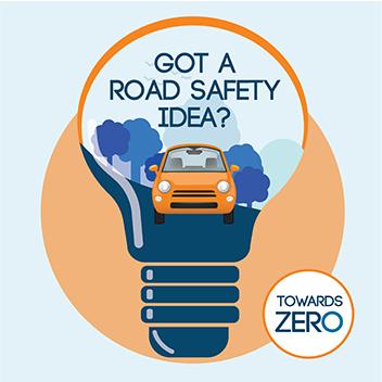 Got a road safety idea?