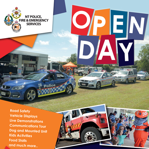 Emergency Services Open Day 2018